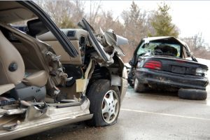 Automobile Accident in Washington
